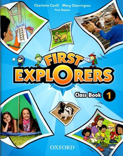 Libro: First Explorers 1 Class Book / Oxford