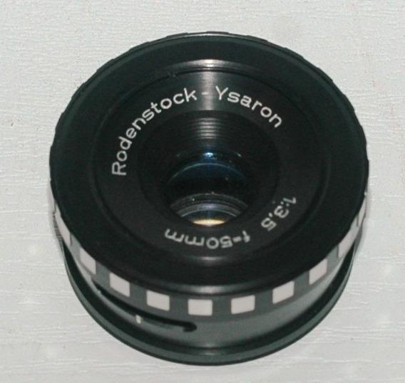 Lente Rodenstock Ysaron 3,5 F 50 Mm