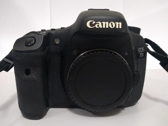 Canon 7d + Lente 24-105 Canon