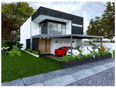 Hermosa Casa A La Venta En Precioso Residencial En Cancún