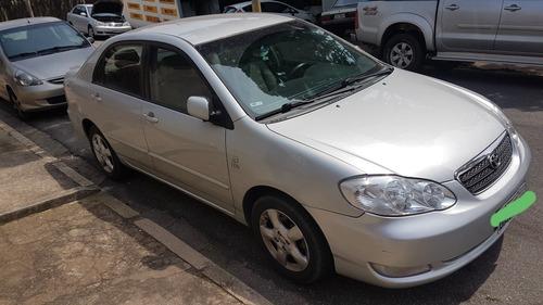 Imagem 1 de 9 de Toyota Corolla 2006 1.8 16v Xei Aut. 4p