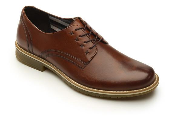 Zapato Derby Flexi Caballero 92401 Tan