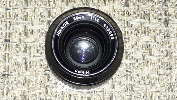 Nikon Nikkor 35mm F/1.4 Ai