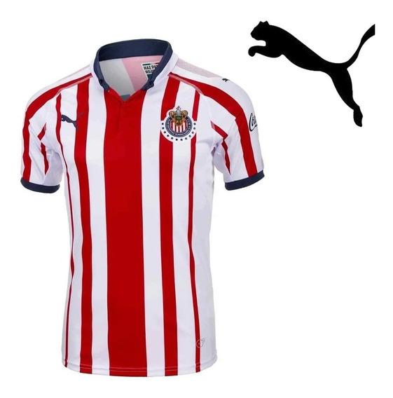 Jersey Puma Chivas Local 18/19-