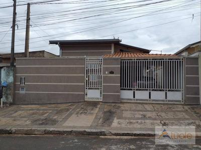 Casa Com 3 Dormitórios À Venda, 160 M² - Jardim Calegari (nova Veneza) - Sumaré/sp - Ca6223