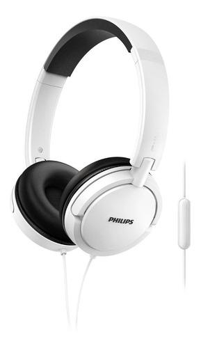 Auricular Con Microfono Philips Shl5005 On-ear Manos Libres