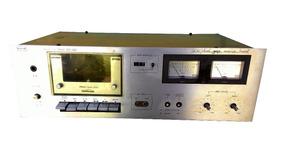 Cassete Deck Tape Deck Cce Cd 130 P/ Restauro Peças Ñ Funcio