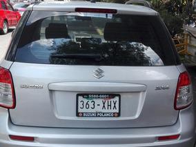 Suzuki Sx4 Sedan 5vel Aa Ba Cd Abs Mt 2011