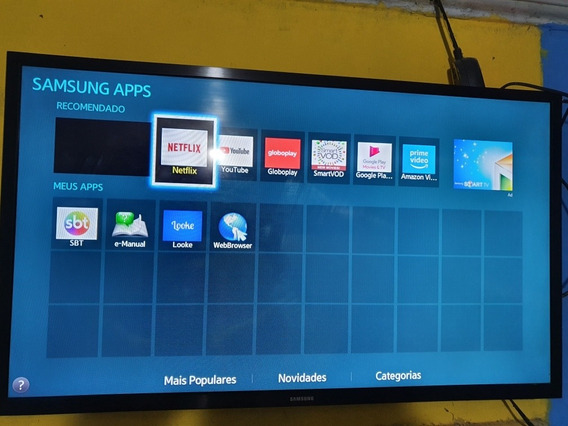 Smarttv Samsung 32