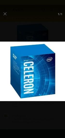 Processador Intel G3930, 2mb, 7 Geração