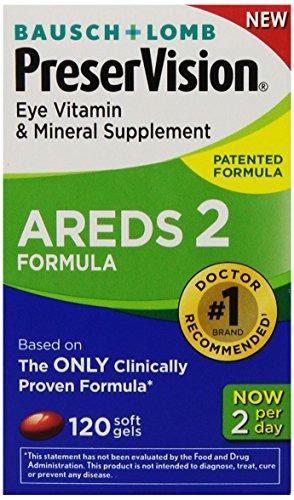 Suplemento Vitamínico Y Mineral, Preservision Areds 2