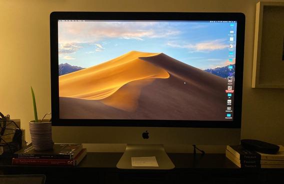 iMac Retina 5k 27-inch Late 2014 1tb Flash Storage 32gb