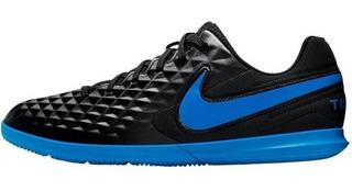Tenis Nike Legend 8 Black Exclusive Futbol Rápido Hombre #27