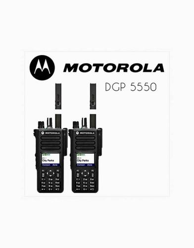 Imagen 1 de 1 de Radio Motorola Dgp 5550  Bluetooth® Integrados Y Gps