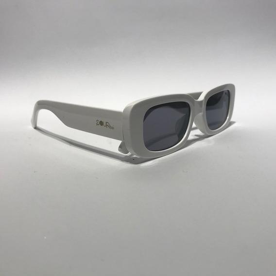 Óculos De Sol Pour Toi Blanc