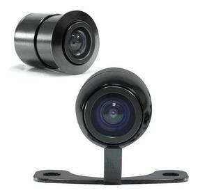 Câmera De Ré - Tech One 2x1 Borboleta (certificação Ip67)