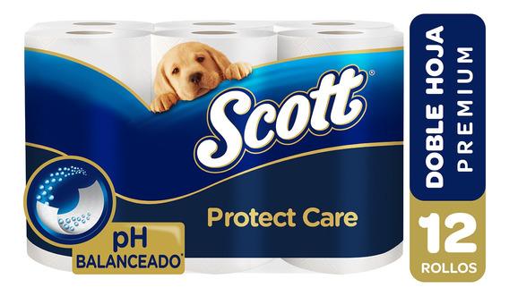 Papel Higienico Scott Protect 12 Un
