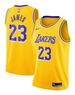 Camiseta Nike Lebron James Original De Usa