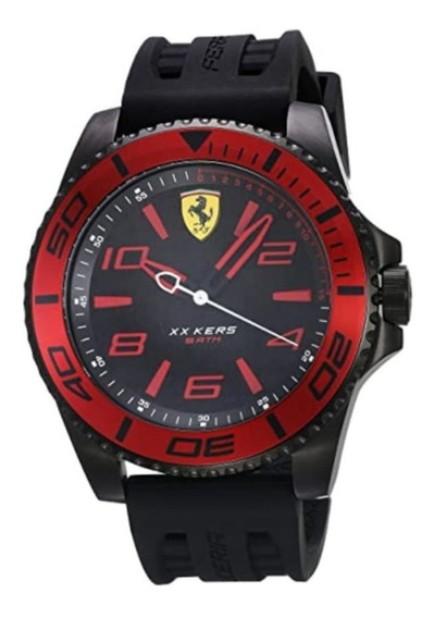 Reloj Ferrari Para Hombres 50mm, Modelo 0830306