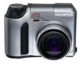 Olympus Camedia C700 2mp Digital Camara 10x Optical Zoom