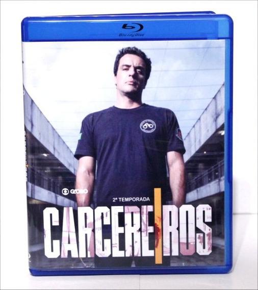 Blu-ray Série Carcereiros - 2ª Temporada - Nacional