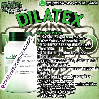 Dilatex 152 Cápsulas
