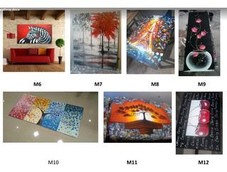 Cuadros Decorativos Modernos Abstractos Varios Precios