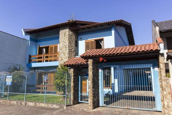 Casa Residencial À Venda, Santa Catarina, Sapucaia Do Sul. - Ca0183