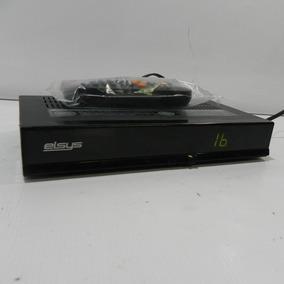 Receptor Antena Parabólica Elsys 2.0 Preto Black Piano Usado