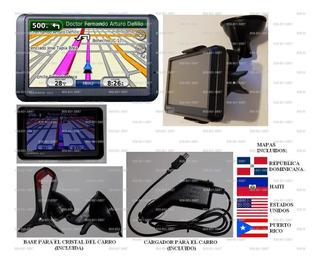 Gps Navegador Garmin 4.3 Pulgadas Mapa Dominicano