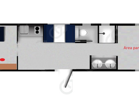 Remolque , Caseta , Camper , Oficina Y Dormitorio Movil