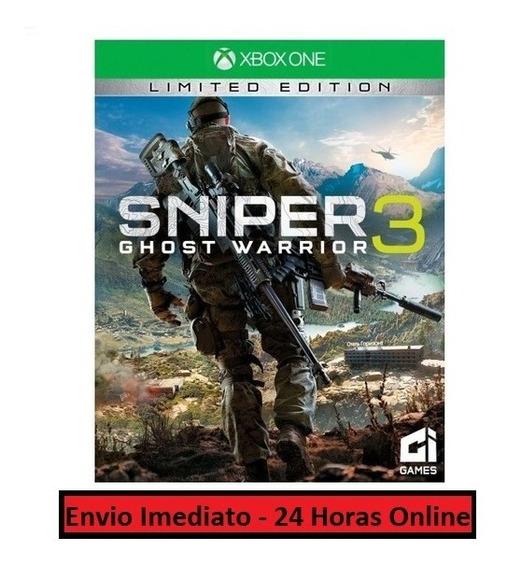 Sniper Ghost Warrior 3 Jogo + Dlc