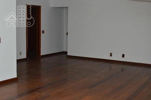 Apartamento Com 4 Dormitórios À Venda, 171 M² Por R$ 1.200.000,00 - Ingá - Niterói/rj - Ap3285