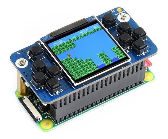 Placa De Expansão Minúsculo Gamepi15 Com Display De 1,54 Pol