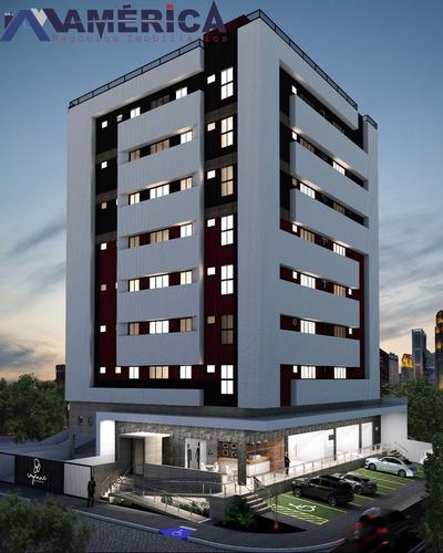 Apartamento Com 2 Dormitórios Sendo 1 Suite À Venda, 57 M² Por R$ 368.000,00 - Ap0544 - 67664002