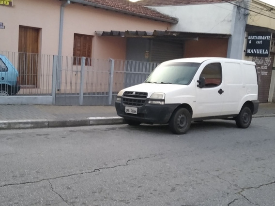Fiat Doblo Cargo 2006 1.3 16v Fire 4p