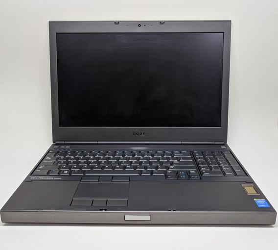Notebook Dell Precision M4800 I7 4810 32gb Grade B 240gb Ssd