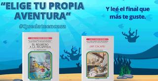 Pack Especial 3 Elige Tu Propia Aventura