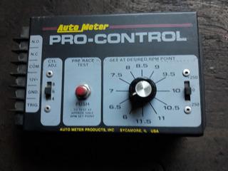 Limitador De Rpm Para Autos Auto Meter Pro Control