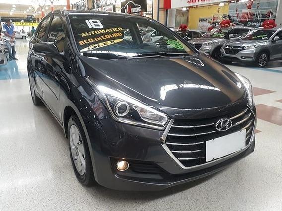 Hyundai Hb20s 1.6 Premium 16v 2018