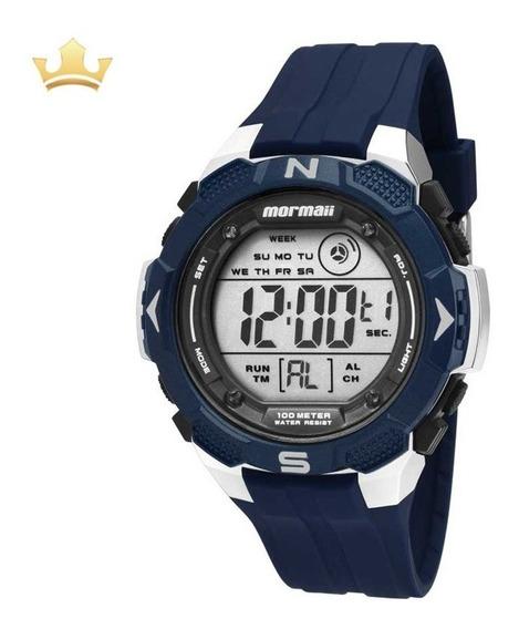 Relógio Mormaii Masculino Mo2908/8a C/ Garantia E Nf