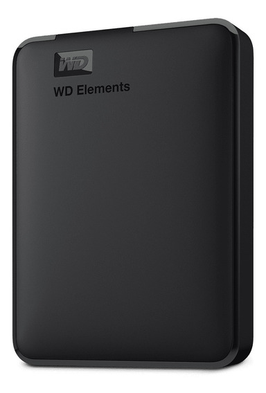 Hd Externo 4tb Wd Elements 2,5 Usb 3.0 Lacrado
