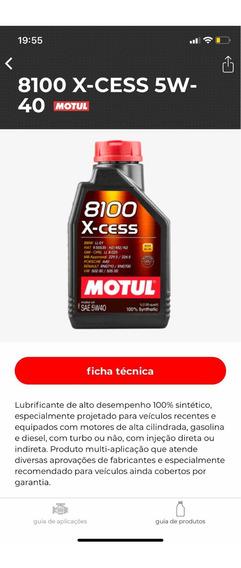 Motul 6100 5w40