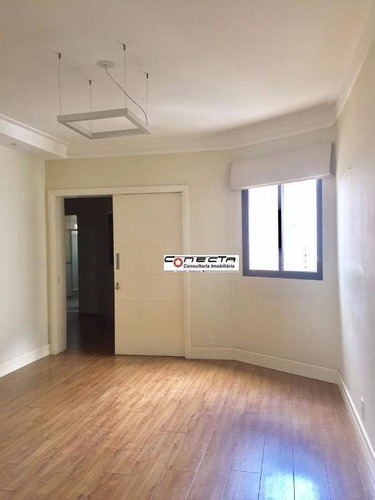 Imagem 1 de 9 de Apartamento Residencial Para Locação, Cambuí, Campinas. - Ap0289