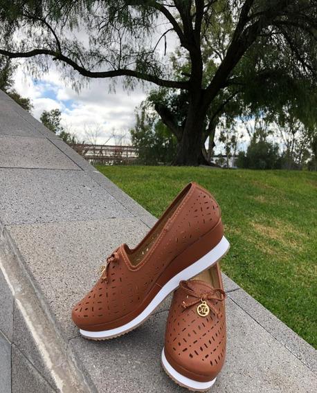 Flats Zapato Dama Suela Eva