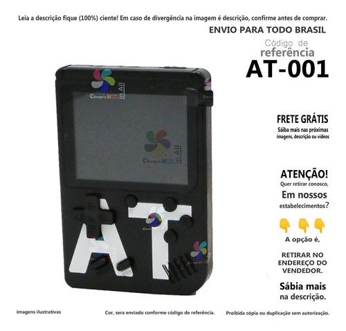 Imagem 1 de 3 de Mini Game Portatil Bolso Varios Jogo Console Sup Plus At A