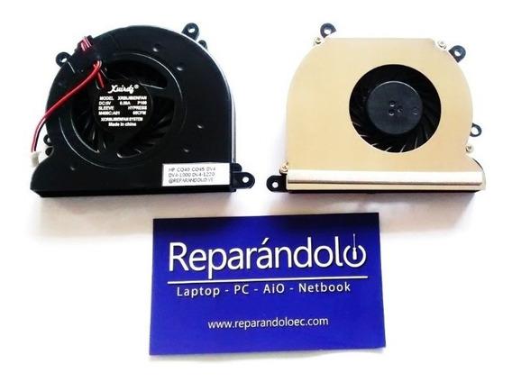 Fan Cooler Ventilador Laptop Hp Dv4 1000 Dv5 Cq40 Cq41 Cq45