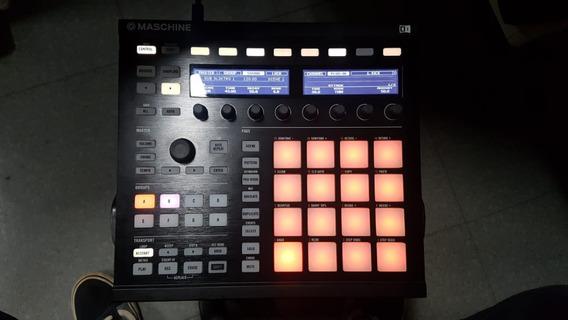 Maschine Mk2 Native Instruments Acompanha Caixa