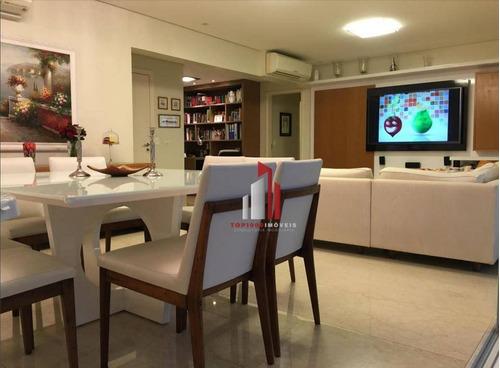 Imagem 1 de 20 de Apartamento Com 4 Dormitórios À Venda, 230 M² Por R$ 3.700.000,70 - Vila Leopoldina - São Paulo/sp - Ap0236