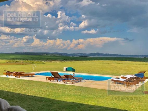 Espectacular Chacra En Venta Y Alquiler En Laguna Del Sauce